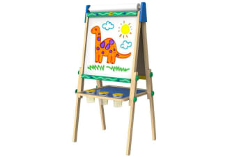 Crayola Easel - Kids Double Sided Wooden Art Easel