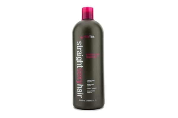 Sexy Hair Concepts Straight Sexy Hair Straightening Shampoo (1000ml/33.8oz)