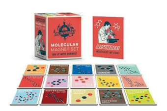 IFLScience Molecular Magnet Set - Say It With Science!