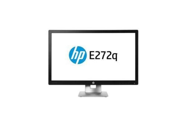 HP E272Q 27IN MONITOR QHD(16:9) 7MS (VGA-DP-HDMI) H-ADJUST (2560x1440) ELITE