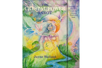 The Crystal Power Tarot - Includes a Full Deck of 78 Specially Commissioned Tarot Cards and a 64-Page Illustrated Book