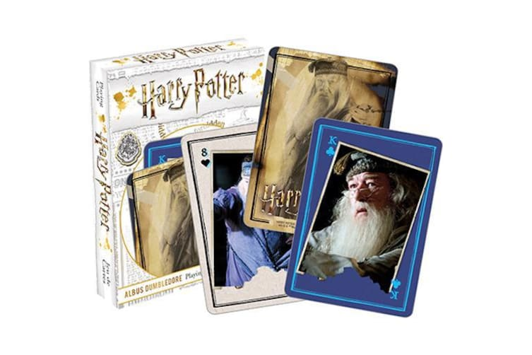 Harry Potter - Dumbledore Playing Cards
