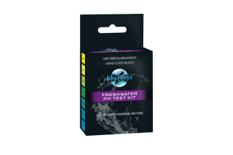 Freshwater Aquarium pH Test Kit (Blue Planet)