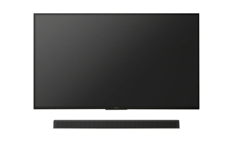 Sony 1CH Atmos Soundbar With Built-In Dual Sub (HTX8500)