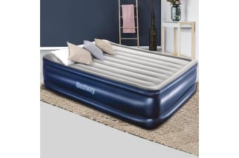Bestway Queen Air Bed Air Beds Inflatable Mattress Built-in Pump