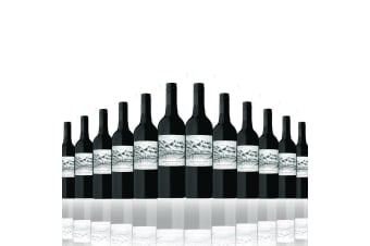 12 Bottles of Mystery Cabernet Merlot 750ML