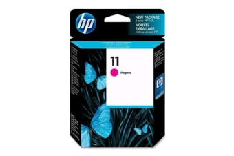 HP Ink Cartridge 11 Magenta Inkjet 1750 Page