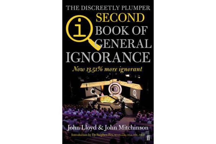 QI: The Second Book of General Ignorance - The Discreetly Plumper Edition