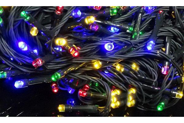 200 LED Solar Power String Fairy Light Waterproof 25M