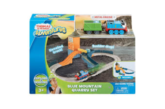 Thomas & Friends Adventures Blue Mountain Quarry