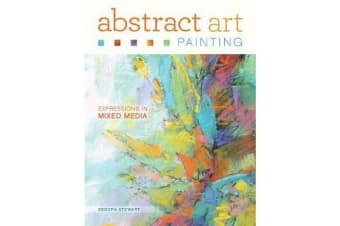 Abstract Art Painting - Expressions in Mixed Media