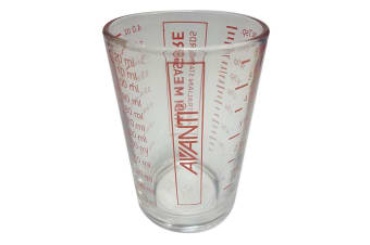 Avanti 15257 Australian Standards Midi Measuring Glass Measure tbs tsp oz ml