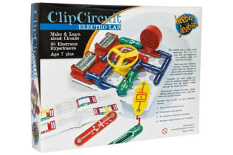 Clip Circuit Electro Lab Kit