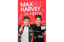 Max and Harvey - In a Book