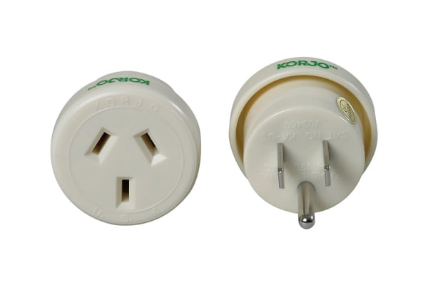 Korjo Single Travel Adapter (USA)