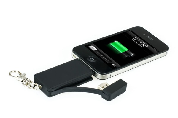 Portable Iphone Charger Keyring