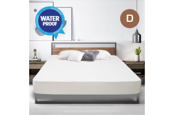 Double Size Fully Fitted Non Woven Waterproof Mattress Protector