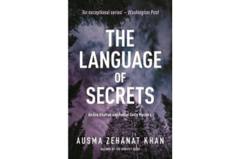 The Language Of Secrets - A Esa Khattak and Rachel Getty Mystery (Book 2)