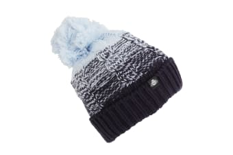 Skats Adults Unisex Waterproof Winter Hat (Blue) (One Size)