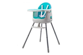 Keter Multi Dine 3 in 1 Highchair Turquoise