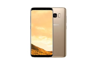 Samsung Galaxy S8+ 64GB Maple Gold - As New