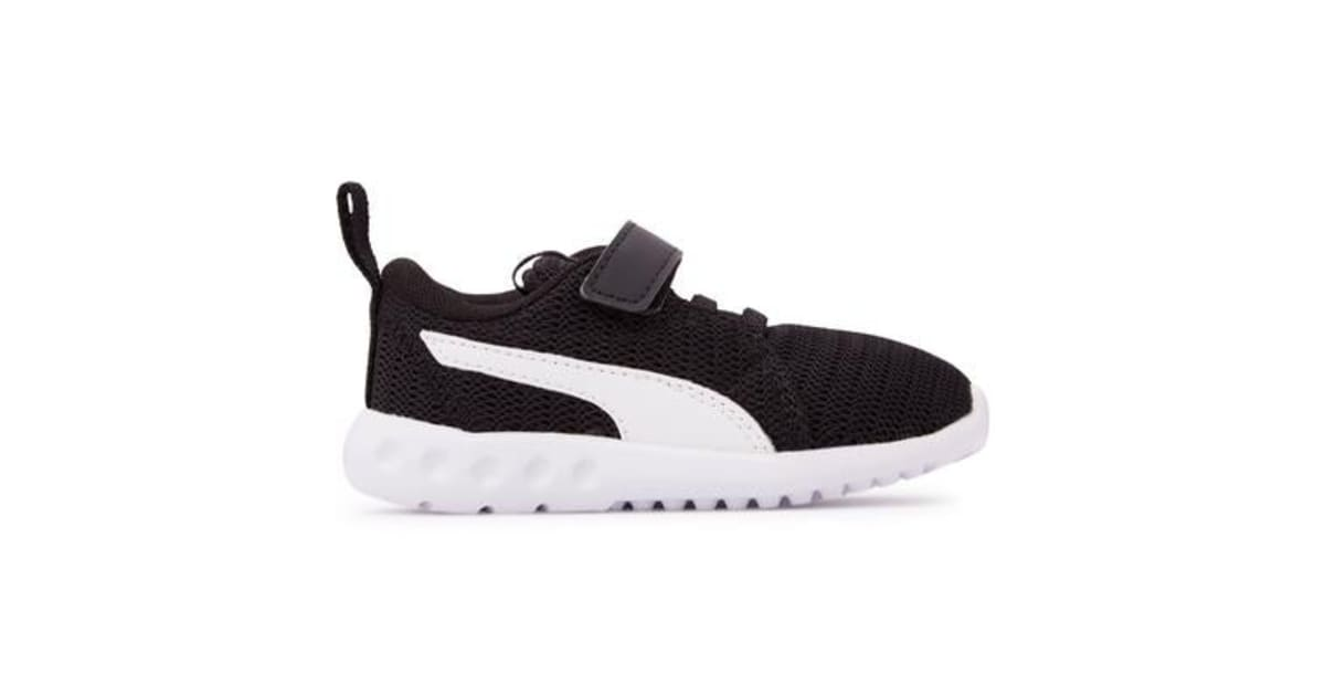 78bd56c684 Puma Baby Carson 2 Running Shoes (Black/White, Size 5) | Shoes