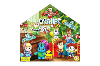 Toy Story Ooshies XL Figures 12 Day Advent Calendar 2019