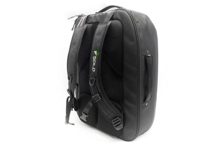 3DR Protective Water Resistant Backpack Bag/Storage Case for Solo Drone Black