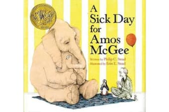 A Sick Day for Amos McGee - Book & CD Storytime Set
