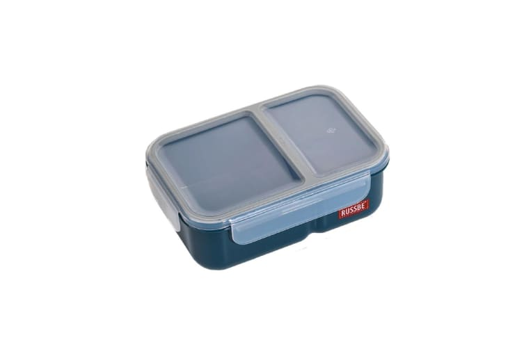 Russbe Bento Lunch Boxes-navy 1.1l
