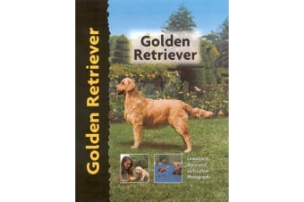 Interpet Limited Golden Retriever Handbook (Multicoloured)