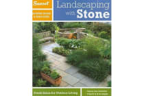 Sunset Outdoor Design & Build Guide: Landscaping with Stone - Fresh Ideas for Outdoor Living