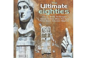 Various – The Ultimate Eighties PRE-OWNED CD: DISC EXCELLENT