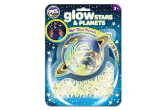 Brainstorm Glow Stars and Planets