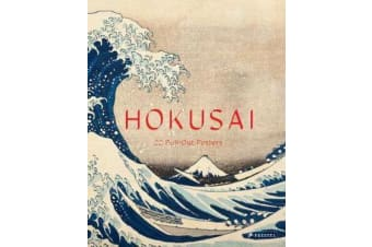 Hokusai - 22 Pull-Out Posters