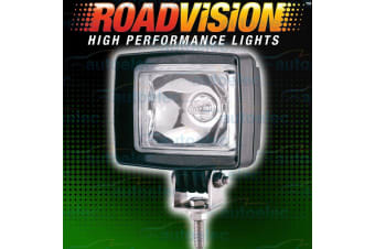 ROADVISION WORK LIGHT LAMP SPOT TRUCK 4WD UTE TRAY 12V 12 VOLT 55W WATT NS1108S