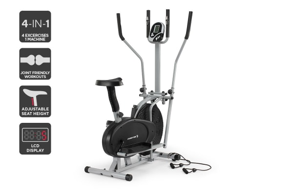 Fortis 4-in-1 Elliptical Cross Trainer
