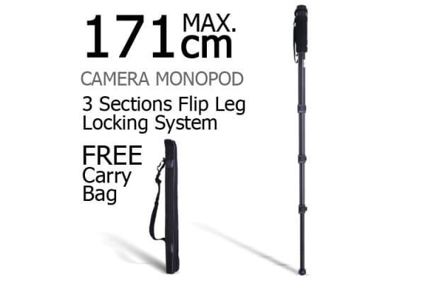 Professional Digital Camera DSLR SLR Monopod