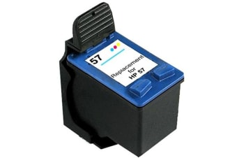 C6657 #57 Remanufactured Inkjet Cartridge
