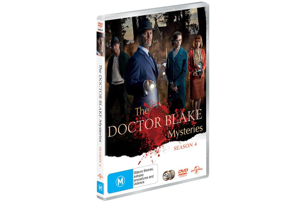 The Doctor Blake Mysteries: Series Four DVD