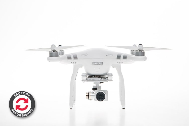 Dji Phantom 3 Drone >> Dji Phantom 3 Advanced With Integrated 2 7k Stabilised Camera