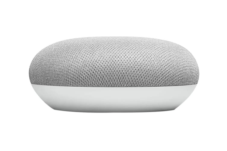 Google Nest Mini (Chalk) - AU/NZ Model - 2 Pack
