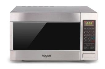 Kogan 28L Stainless Steel Convection Microwave Oven with Grill