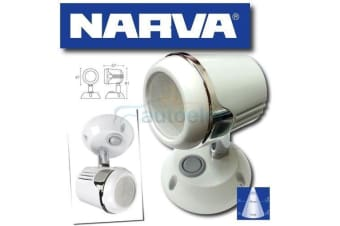 NARVA 87644 LED INTERIOR READING LIGHT LAMP 12V 12 VOLT NEW L.E.D CARAVAN BOAT