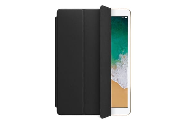 "Apple Leather Smart Cover for 10.5"" iPad Pro (Black)"