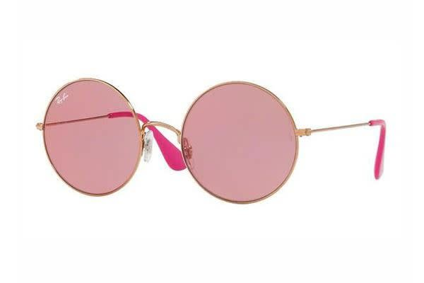 Ray-Ban RB3592 - Bronze Copper (Pink Classic lens) / 50--20--145 Womens Sunglasses