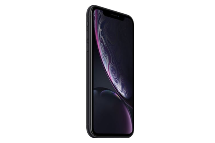 Apple iPhone XR (256GB, Black)