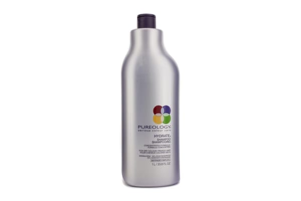 Pureology Hydrate Shampoo (For Dry Colour-Treated Hair) (New Packaging) (1000ml/33.8oz)