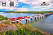 The Ghan - 2 Day Premium Rail Journey For One