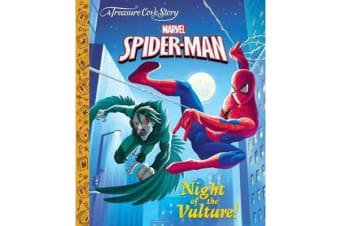 A Treasure Cove Story - Spiderman - Night of the Vulture
